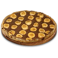 choc banana pizza 1
