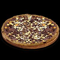 choc pizza