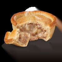 chick mush pie 1