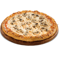 magic mushroom pizza