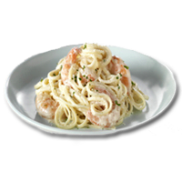 creamy seafood pasta 1