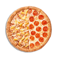 Half & Half Pizza Express