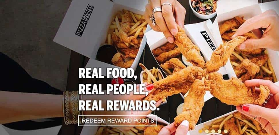 points rewards